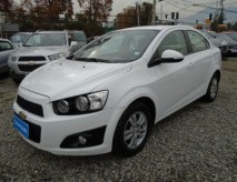 CHEVROLET SONIC LT NB 1.6 AT