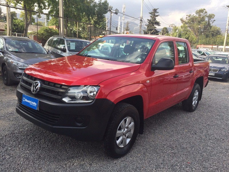 VOLKSWAGEN AMAROK POWER PLUS 4X2