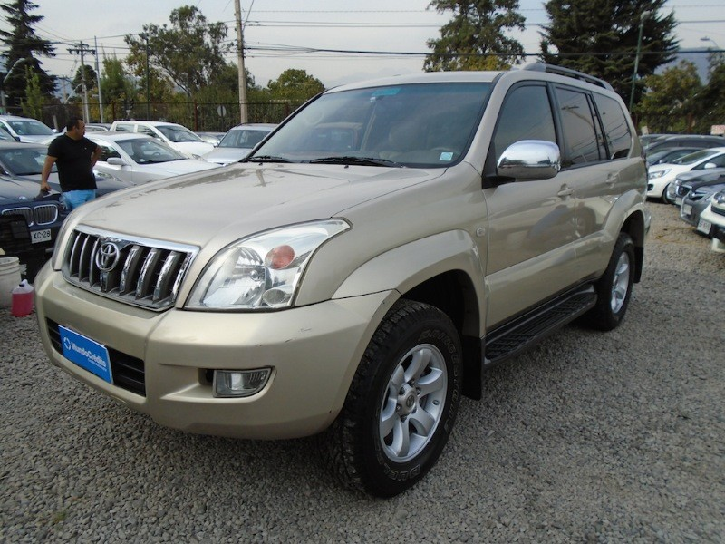 TOYOTA LAND CRUISER PRADO LIMIT